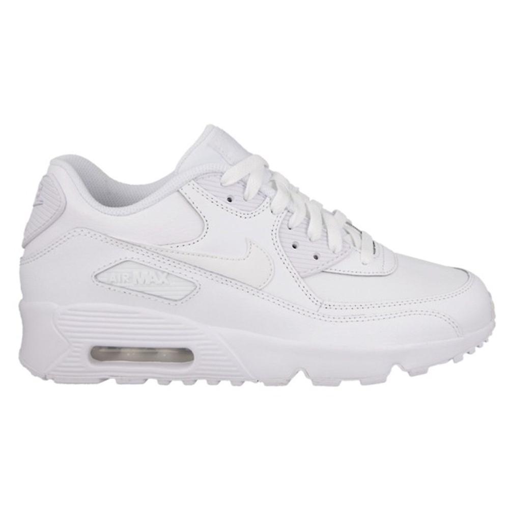Nike Air Max 90 Leather GS 833412100 universele kids jaarrond schoenen