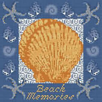 Beach Memories 2 Needlepoint Kit