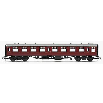 Hornby RailRoad BR Mk1 touristique Ouvrez ensuite entraîneur - BR marron