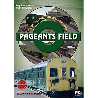 Pageant veld een reis door landelijke Engeland add-on voor MS Train Simulator (PC CD)-nieuw
