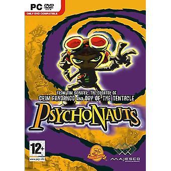 Psychonauts (PC) - Uusi
