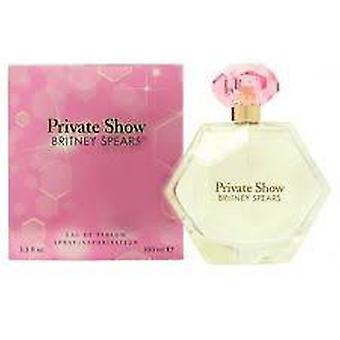 Britney Spears Private Show Eau de Parfum 50ml EDP Spray