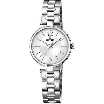 המגמה של שעון נשים festina מדמואזל F20311-1
