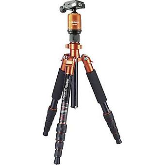 Rollei Compact Traveller NO.1 Tripod Working height=30 - 140 cm Orange