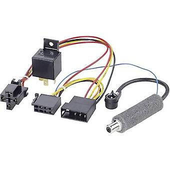 AIV 41C602 ISO cabo de rádio do carro compatível com: Skoda, Volkswagen