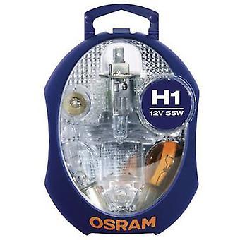 Osram Auto CLKM H1 EURO UNV1 Bombilla halógena Original Línea H1, PY21W, P21W, P21/5W, R5W, W5W 55 W 12 V