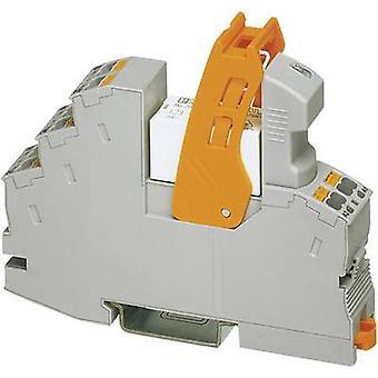 Phoenix Contato RIF-1-RPT-LV-230AC/2X21 Relay componente nominal tensão: 230 V AC Comutação atual (máximo.): 8 A 2 change-overs 1 pc (s)