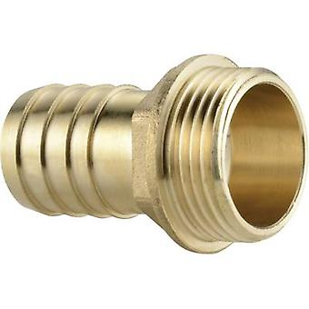 Ebara 6000000063 Brass Hose connector 33.25mm (1) OT, 25 mm (1) Ø