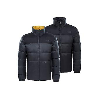 De North Face Mens Nuptse III jas