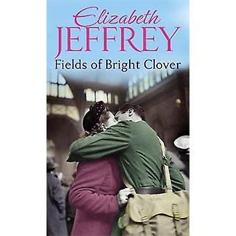 Campos de trevo brilhante por Elizabeth Jeffrey