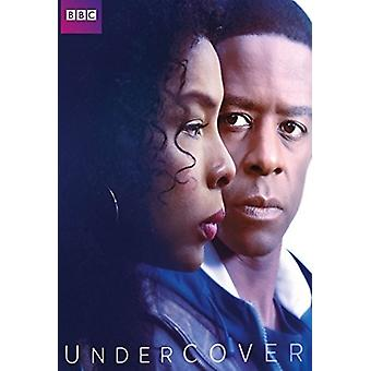 Undercover importation USA [DVD]