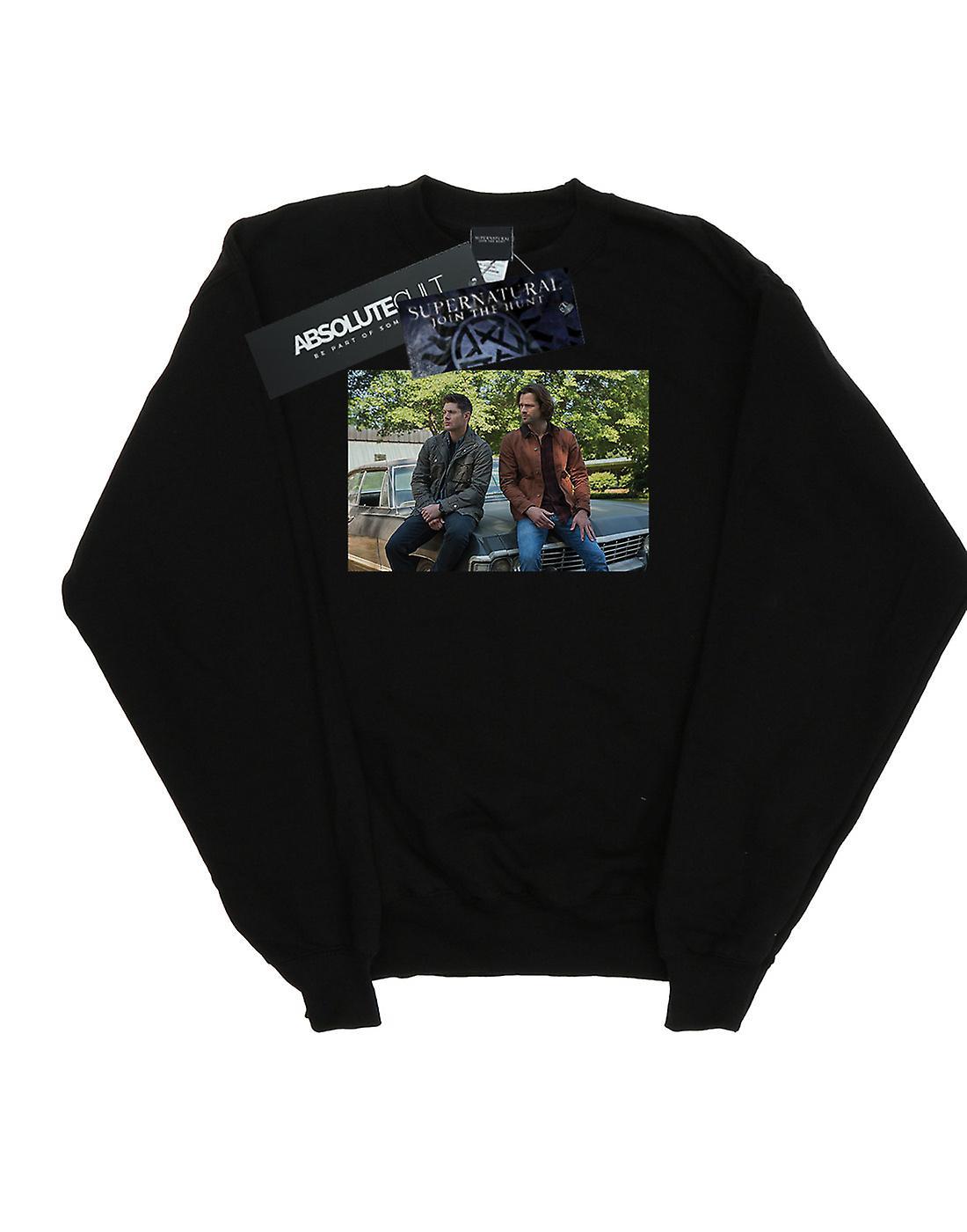 Supernatural Men's Impala Brothers Sweatshirt
