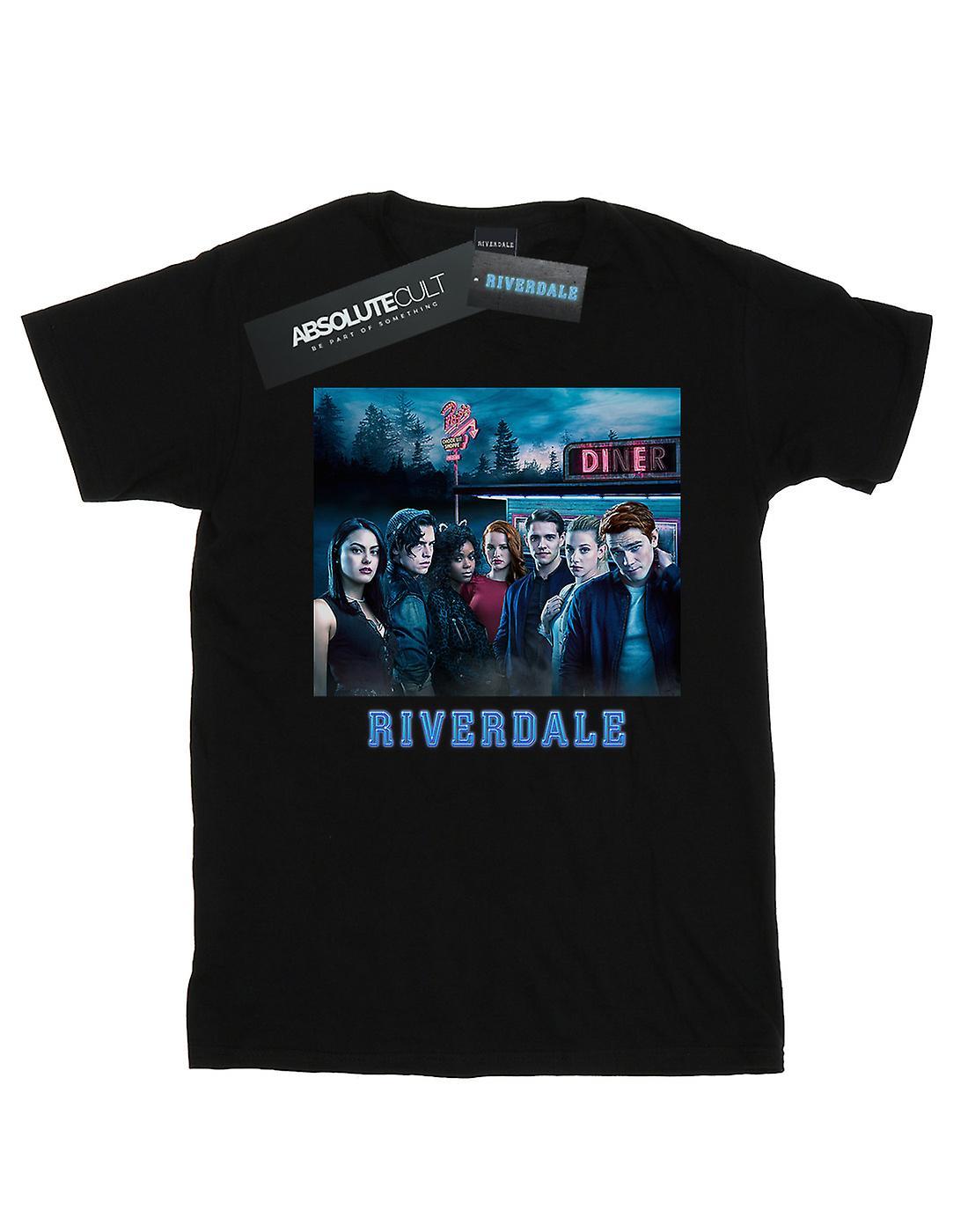 Riverdale Men's Diner Poster T-Shirt