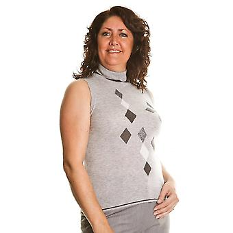 BASLER Sweater 332407 Grey