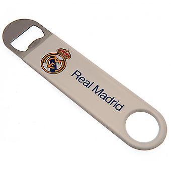 Real Madrid CF hoja imán de barra
