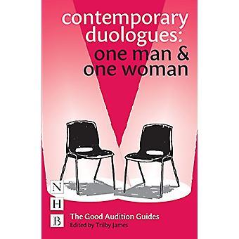 Duologues contemporains - un homme + une femme Trilby James - 9781848