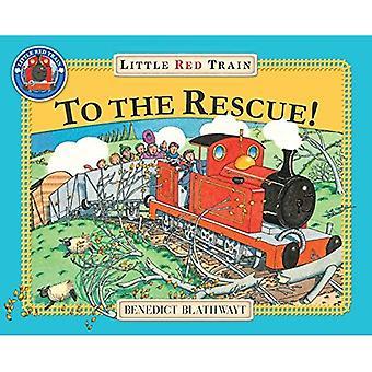 Petit Train rouge à la rescousse (livres d'images Red Fox)