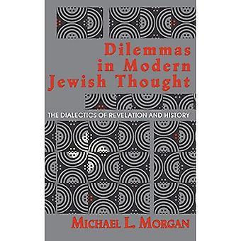 Dilemmata in modernen jüdischen Denkens: die Dialektik der Offenbarung und Geschichte