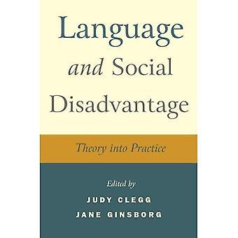 Langue et désavantages sociaux: la théorie en pratique
