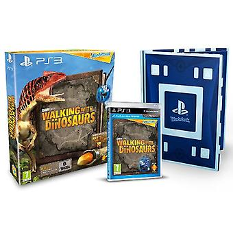 Wonderbook Walking with Dinosaurs (PS3) - New