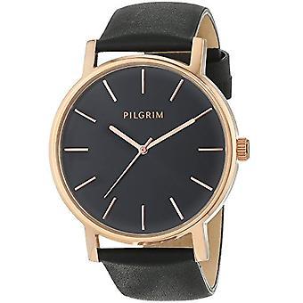 Pilgrim 701444103 quartz analog leather.