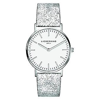 Liebeskind Berlin women's Analog Quartz Watch with leather LT-0099-LQ