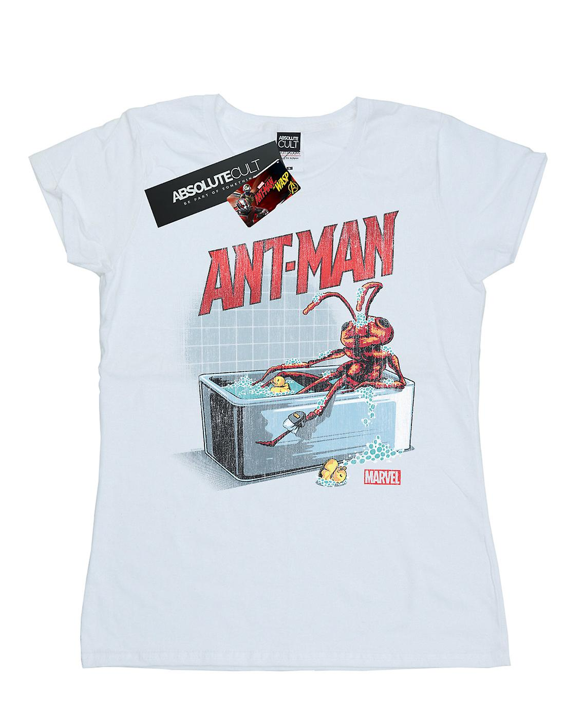 Marvel Women's Ant-Man And The Wasp Bathing Ant T-Shirt