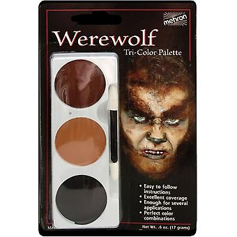 Tri Color Palette Wolfman