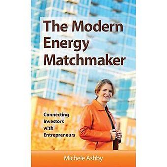Moderni energia matchmaker: yhdistävät sijoittajat yrittäjien kanssa