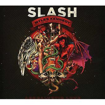スラッシュ - 終末論的な愛: デラックス版 [CD] USA 輸入