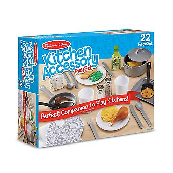 Childrens Melissa & Doug Kitchen Accessory Set 3+ Years