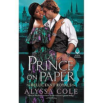 En prins på papper: ovilliga kungligheter