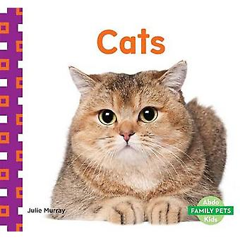 Cats by Julie Murray - 9781629708997 Book