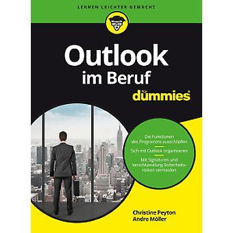 Outlook im Beruf Fur Dummies by Christine Peyton - 9783527712977 Book