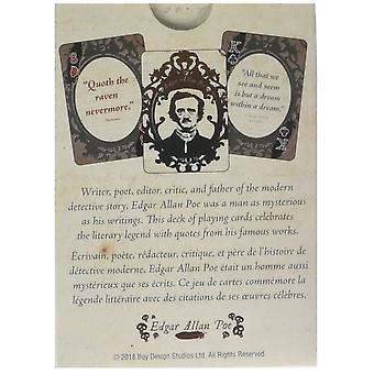Edgar Allen Poe peli kortit