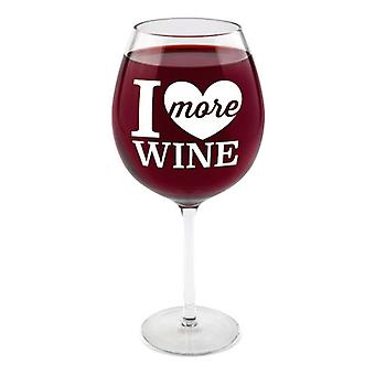 BigMouth Gigantic Wine Glass