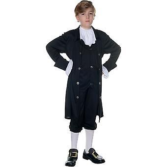 John Adams kind kostuum