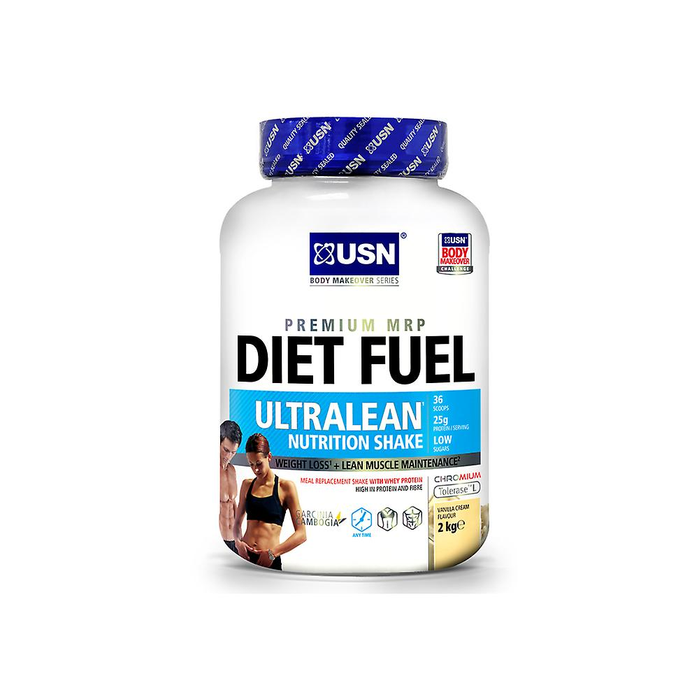 Usn Diet Fuel Ultralean 2kg - Meal Replacement Shake