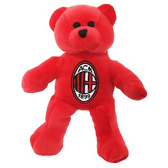 AC Milan Official Football Crest Mini Teddy Bear
