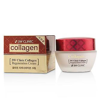 3W Clinic Collagen Regeneration Cream 60ml/2oz