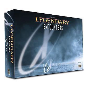 Legendäre Begegnungen Das X-Files Kartenspiel