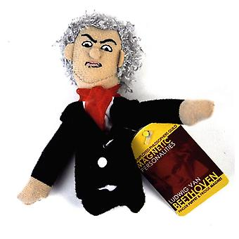 Finger Puppet - UPG - Beethoven Soft Doll Toys Gifts Licensed New 0150