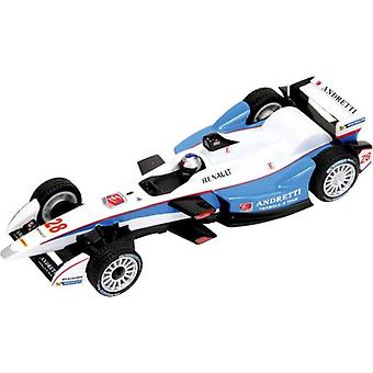 Carrera Formula E Andretti Autosport  sistem pull back and go