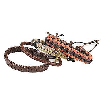 Bracelet set-4 parts-Cross