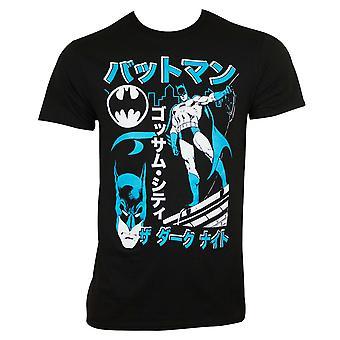 Batman Kanji japanilainen Tee paita