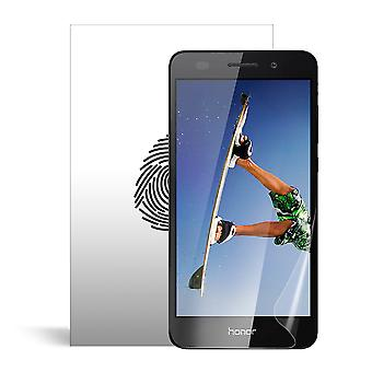 Celicious Vivid Plus Mild Anti-Glare Screen Protector Film Compatible with Huawei Honor 5A [Pack of 2]