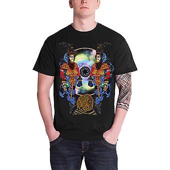 Mastodon T Shirt Crack the Skye Album Cover Band Logo Official Mens New Black