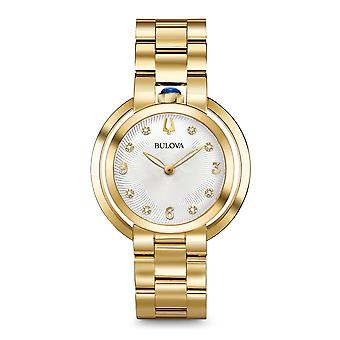 Bulova 97P125 Women's Rubaiyat Wristwatch
