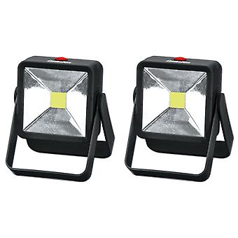 2X Camelion COB LED Work Light