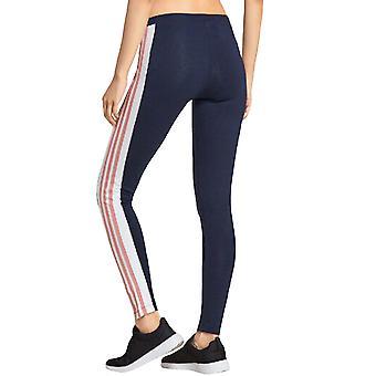Adidas Originals naisten Taoe nauha resori aktiivinen kunto sali housut leggingsit-Navy